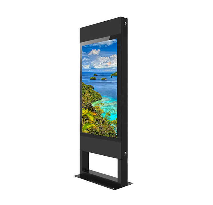 lcd verticale
